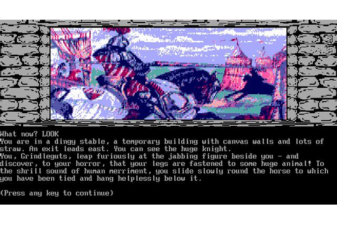 Knight Orc Download (1987 Adventure Game)