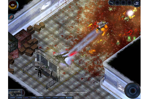 Alien Shooter: Revisited. Download and play at PC Games 4 ...