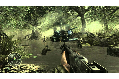 CGRundertow CALL OF DUTY: WORLD AT WAR for Xbox 360 Video ...