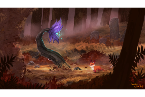 Seasons after Fall, early preview at Gamescom 2014 | Swing ...