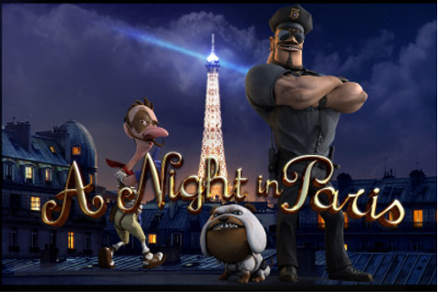 A Night In Paris Mobile Slot Review