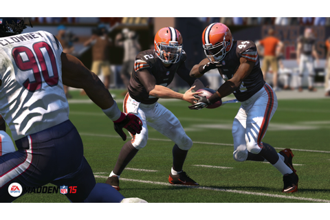 E3 2014: Madden NFL 15's All-New Defense - IGN