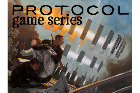 Protocol Game Series: 15 Thematic Story/Roleplaying Games ...