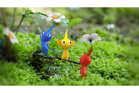 A New Pikmin Game is Coming to 3DS - Nintendo Life
