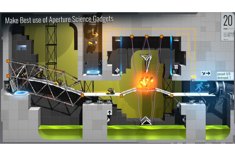 Download Bridge Constructor Portal APK Full v3.1 ...