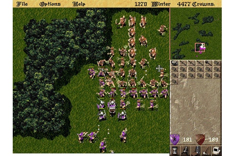 Lords of the Realm II - My Abandonware