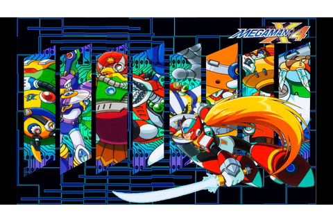 Megaman X4 ( Alberto Blaze ) ¨Zero¨ Walkthrough - YouTube