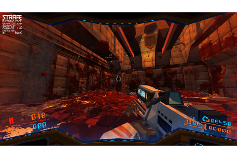 Strafe - Ankündigung, Trailer, PC-Version, VR-Support ...