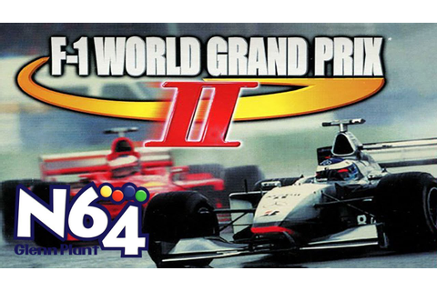 F1 World Grand Prix 2 - Nintendo 64 Review - HD - YouTube