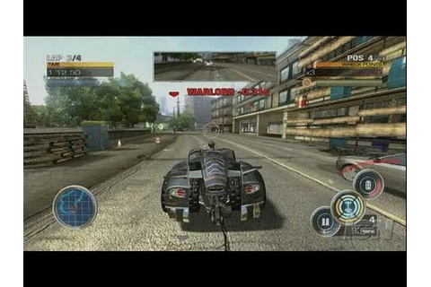 Full Auto Xbox 360 Gameplay - Guns and Fire - YouTube
