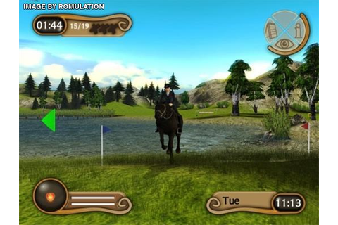 Gallop and Ride (USA) Nintendo Wii ISO Download | RomUlation