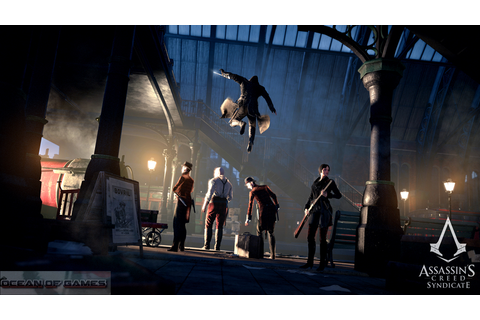 Assassins Creed Syndicate Free Download - Ocean Of Games