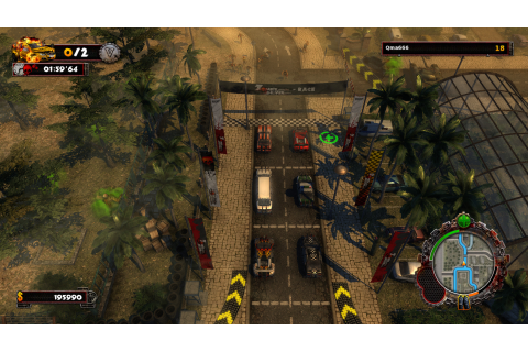 Download Zombie Driver HD Full PC Game