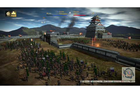 NOBUNAGA'S AMBITION: Sphere of Influence – Ascension ...