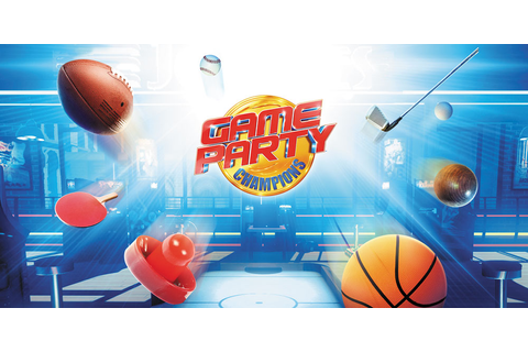 GAME PARTY CHAMPIONS | Wii U | Jeux | Nintendo