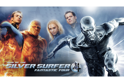 Fantastic 4: Rise of the Silver Surfer | THE 4TH WALL