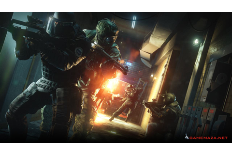 Tom Clancy's Rainbow Six Siege Free Download - Game Maza