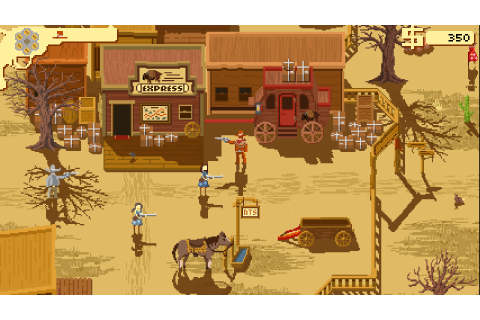 Save 80% on Westerado: Double Barreled on Steam