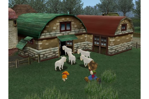Harvest Moon A Wonderful Life (Eng) - Gamecube Games ...