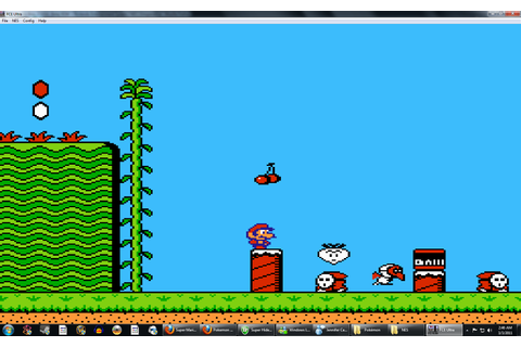 Super Mario Bros. 2 (USA) ROM