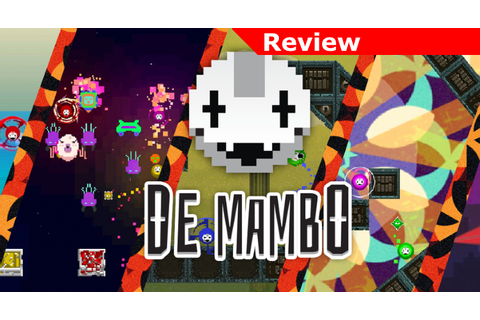 Nindie Spotlight: Review: De Mambo [ Nintendo Switch eShop ]