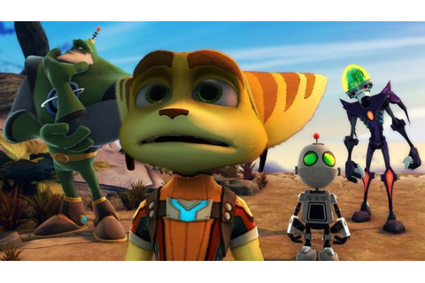 Review: Ratchet & Clank: All 4 One