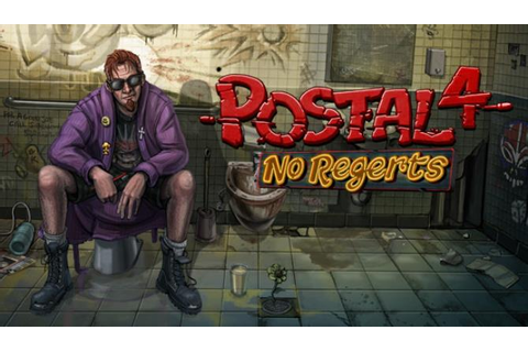 POSTAL 4: No Regerts » FREE DOWNLOAD | CRACKED-GAMES.ORG