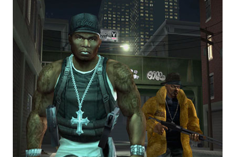 GameSpy: 50 Cent: Bulletproof - Page 2