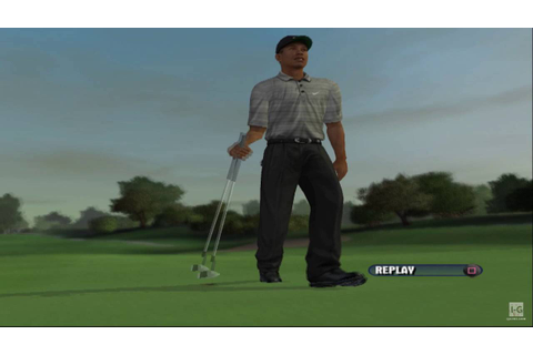 Tiger Woods PGA Tour 2003 PS2 Gameplay HD - YouTube