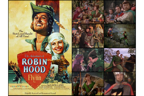 The Adventures of Robin Hood (1938) – Korngold | Hollywood ...