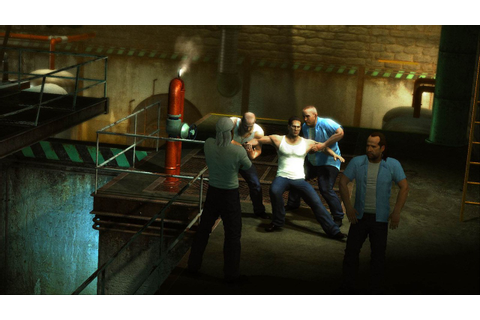 Mediafire PC Games Download: Prison Break The Conspiracy ...