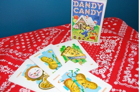 Dandy Candy Card Game by SweetShopVintage on Etsy