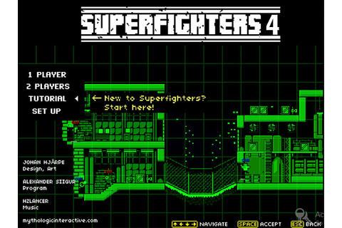 Superfighters 4