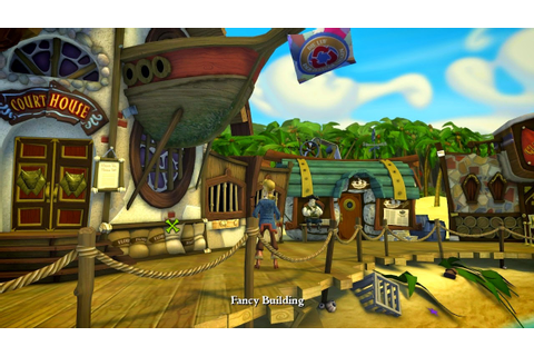 Tales Of Monkey Island Game ~ Play Apps World