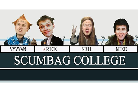 """The Young Ones Scumbag College"" Posters by loganferret ..."