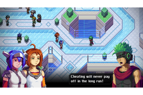 CrossCode review | Rock Paper Shotgun