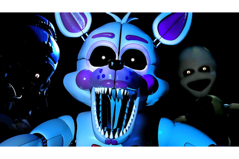 Five Nights at Freddy's: Sister Location - Part 2 - YouTube