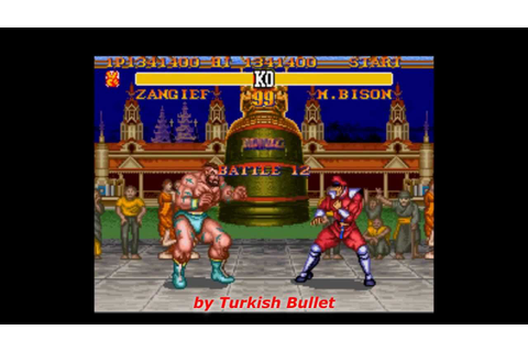 Street Fighter II Turbo: Hyper Fighting (World) (Super ...