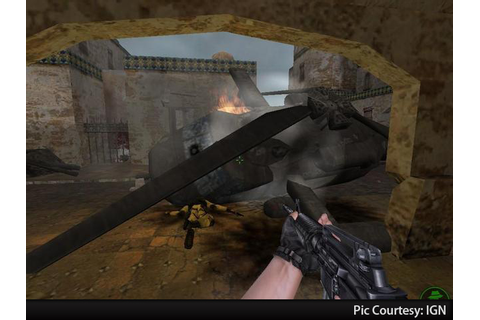Counter Strike Condition Zero PC Game Highly Compressed ...
