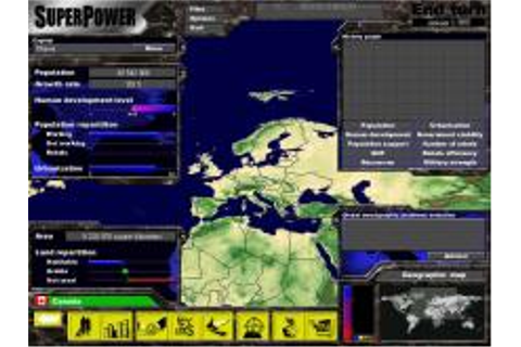 SuperPower Download (2002 Strategy Game)