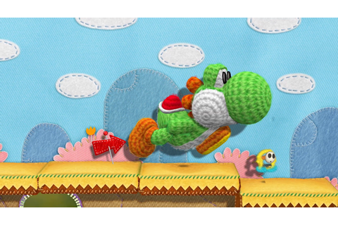 Yoshi's Woolly World US release date announced at E3 2015 ...