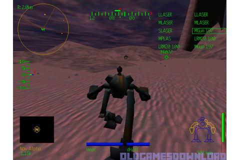 MechWarrior 2: Mercenaries Download - Old Games Download