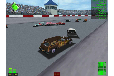 Auxiliary Powers Demolition Derby and Figure 8 Race ...