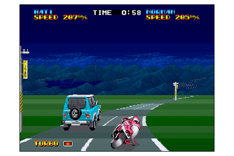 Riding Hero US - Neo Geo, Arcade & Retro Games