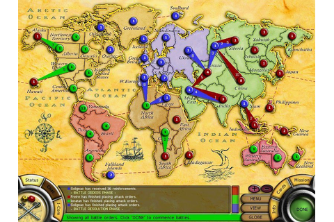 Risk II - Old Games Download