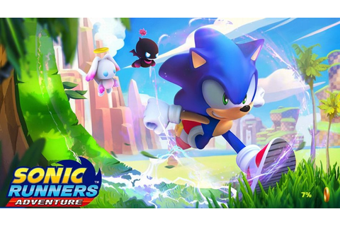 New Sonic Runners Adventure footage and screenshots leaks ...