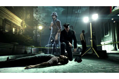 Murdered : Soul Suspect - Gameplay commenté - YouTube