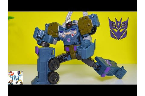 Transformers Autobots Combiner Wars Combaticon Onslaught ...