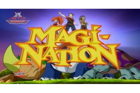 Magi-Nation (Western Animation) - TV Tropes