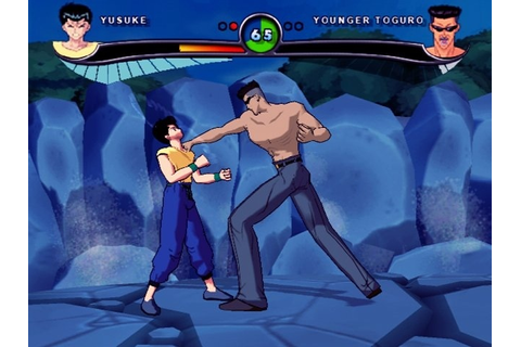 Meteoro de Pegasus: Yu-Yu Hakusho Dark Tournament Ps2 Download